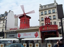Moulin Rouge,Paris