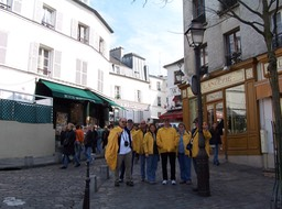 On visite Montmartre